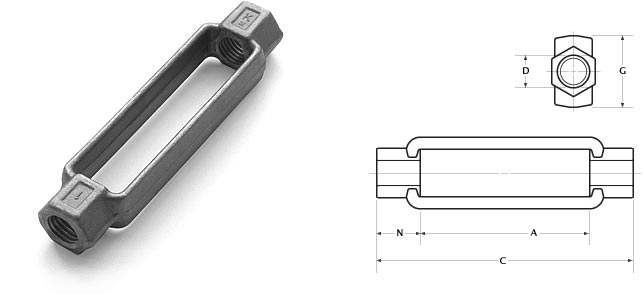 turnbuckle photo and diagram